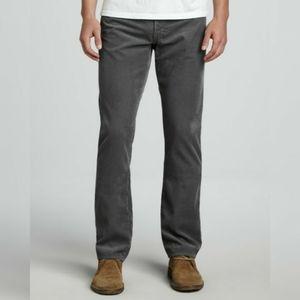 Ag Protege Straight-leg Corduroy Pants - Men's